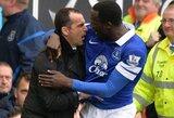 """""""Everton"""" sutriuškino """"Arsenal"""" ir žengė didelį žingsnį ketvirtos vietos link"""