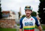 Geriausias Lietuvos triatlonininkas Europos sprinto taurės varžybose aplenkė 13 varžovų