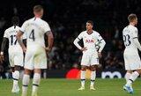 """Įdomiausi faktai po šokiruojančios """"Tottenham"""" nesėkmės prieš """"Bayern"""""""