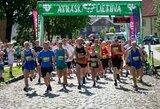 Debiutiniame bėgime Pagėgiuose – pavyzdys vaikams ir pažadas augti