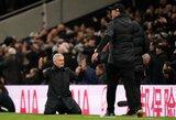 """J.Mourinho: """"Mums reikia mentaliteto visada stengtis laimėti kitas rungytnes"""""""