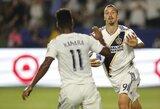 """""""Galaxy"""" neigia, kad Z.Ibrahimovičius kelsis atgal į """"Milan"""""""
