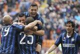 """Naujojo """"Inter"""" trenerio A.Stramaccioni debiutas buvo sėkmingas   (visi rezultatai)"""