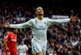"""C.Ronaldo susipyko su F.Perezu ir nori grįžti į """"Manchester United""""?"""