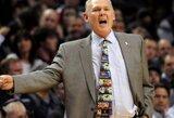 """Tarp pretendentų į """"Lakers"""" trenerio postą – G.Karlas ir M.Krzyzewski"""