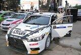 """""""300 Lakes Rally 2015"""" nugalėtojų taurė iškeliauja į Estiją"""