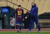 "A.Di Maria laukia L.Messi Paryžiuje: ""Šansai dideli"""