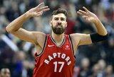 NBA įvykę mainai: kurios komandos laimėjo ir pralaimėjo?