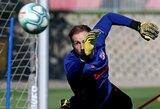 """Slovėnas J.Oblakas pagerino """"La Liga"""" rekordą"""