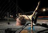 Siautėjantys vandalai pasiekė savo: nugriovė Z.Ibrahimovičiaus statulą