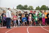 Gydytoja dietologė: bėgioti gali tik sveiki vaikai
