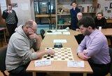 D.Norkus pasaulio jaunimo šaškių čempionate iškovojo ir sidabro medalį, A.Norvaišas triumfavo tarp veteranų