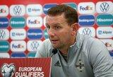 """Šiaurės Airijos treneris: """"Lietuviai kovėsi gerai ir momentais sukėlė mums daug sunkumų"""""""