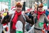 Ekspertė pataria: ką būtina žinoti bėgiojantiems žiemą?