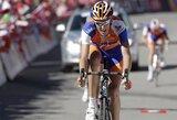Trečiajame dviračių lenktynių Olandijoje etape lietuviai liko rikiuotės viduryje