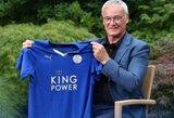 """Oficialu: """"Leicester City"""" klubas turi naują trenerį"""