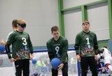 Lietuvos golbolo rinktinė pasaulio čempionate grįžo į pergalių kelią