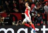 """Prancūzijos spauda: """"Man Utd"""" darys viską, kad įsigytų B.Silvą"""