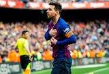 """L.Messi mažasis sūnus nepraleidžia progos pašiepti tėčio: """"Jis sakė, kad yra """"Liverpool"""", nes jie mus nugalėjo"""""""