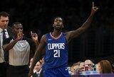 """P.Beverley: """"Clippers"""" yra stipriausia Los Andželo komanda"""""""