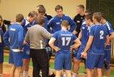 Lietuvos klubai nepateko į Baltijos vyrų rankinio čempionato finalą