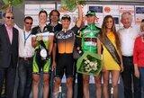 Klasikinėse dviračių lenktynėse Belgijoje M.Maniušis finišavo dvyliktas