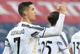 """""""Juventus"""" žino, kas gali pakeisti C.Ronaldo: laukia žinių iš portugalo"""