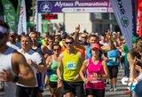 Alytaus pusmaratonyje – Lietuvos bėgimo elitas ir nuostabi gamta