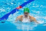 Lietuvos rinktinė pagerino šalies rekordą, tačiau liko per plauką nuo medalio
