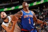 Kinijos ir Europos komandų pasiūlymus atmetęs K.Seraphinas nori į NBA