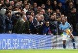 """Rasistus rauna su šaknimis: """"Chelsea"""" uždraudė keturiems asmenims rodytis """"Stramford Bridge"""" stadione"""