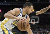 S.Curry keistame finalo pakartojime pelnė 42 taškus