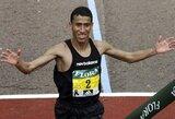 Buvęs pasaulio maratono rekordininkas K.Khannouchi baigė sportininko karjerą