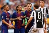 """Neymaro įvarčiai privertė pasiduoti """"Juventus"""" klubą"""