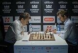 Įspūdinga 125 partijų serija nutrūko: M.Carlseną sustabdė lenkas