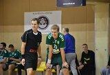 Lietuvos vyrų rankinio lygoje – pirmojo rato pabaiga