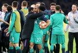"""""""Hat-tricką"""" pelnęs ir """"Tottenham"""" didvyriu tapęs L.Moura: """"Tai yra geriausia akimirka mano karjeroje ir gyvenime"""""""