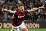 """Įspūdingą rungtynių pabaigą sužaidę """"West Ham"""" United"""" septynių įvarčių trileryje nugalėjo Anglijos autsaiderius"""