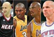 Pasitikrink savo žinias: kur savo NBA karjeras pradėjo lygos žvaigždės?