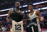 NBA naujokų birža turėtų įvykti rugsėjo mėnesį