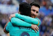 """L.Messio užstotas L.Suarezas: """"Didžiuojuosi, kad galiu po savęs palikti teigiamus dalykus"""""""