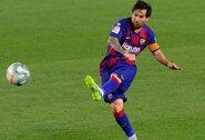 """Barcelona"" prezidentas: ""L.Messi mūsų klube baigs karjerą po 3-4 metų"""