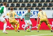"""Garbingai su Norvegijos ekipa kovojęs """"Žalgiris"""" pralaimėjo ir baigė pasirodymą Europos taurės atrankoje"""