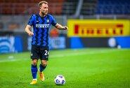 """Paaiškėjo C.Erikseno likimas """"Inter"""" komandoje"""
