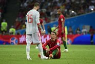 Į žvaigždžių perpildytas vestuves S.Ramosas nepakvietė C.Ronaldo