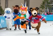 LTeam žiemos festivalyje – žiūrovų pamiltas sporto talismanų konkursas