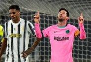 """Itališkas komplimentas: """"L.Messi yra futbolo Harry Potteris"""""""
