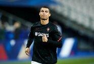 """Susinervinęs C.Ronaldo: """"PGR testas yra mėšlas"""""""