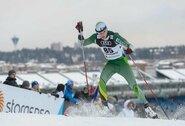 Latvijos slidinėjimo čempionato etape – J.Drūsio auksas ir bronza