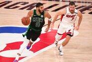 """""""Celtics"""" Rytų finale išplėšė šeštąsias rungtynes"""